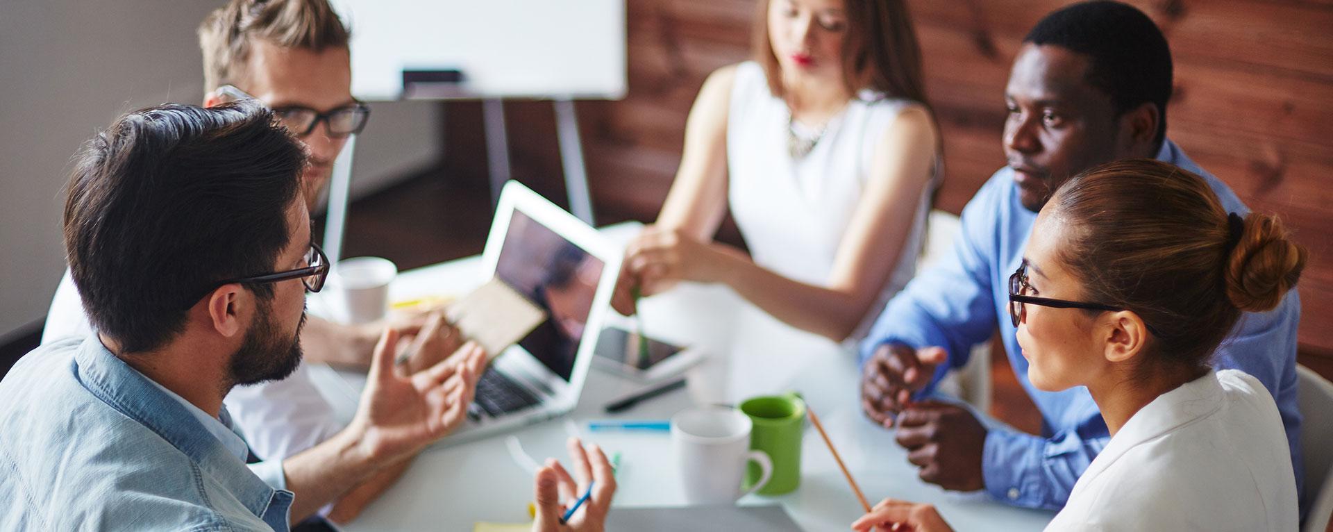 Cross-Platform Branding And Teamwork